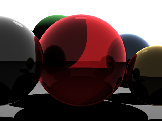 ray tracing the rest of your life