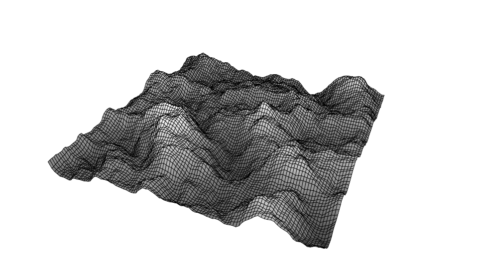 Image result for procedural noise landscape
